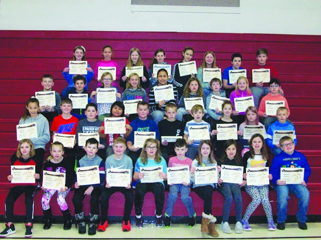 "The January Above The Line theme at Grand Avenue Elementary was ""Trustworthiness.""  The students listed below received awards on..."