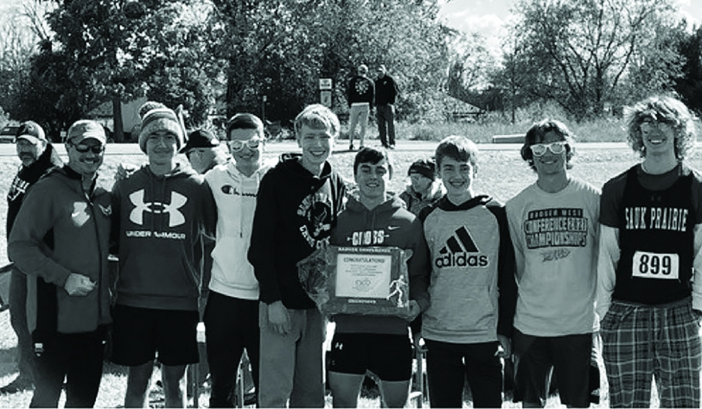 It was a terrific Saturday for Jack Boerger and Sauk Prairie's boys cross country team.Boerger won the Badger Conference West individual...