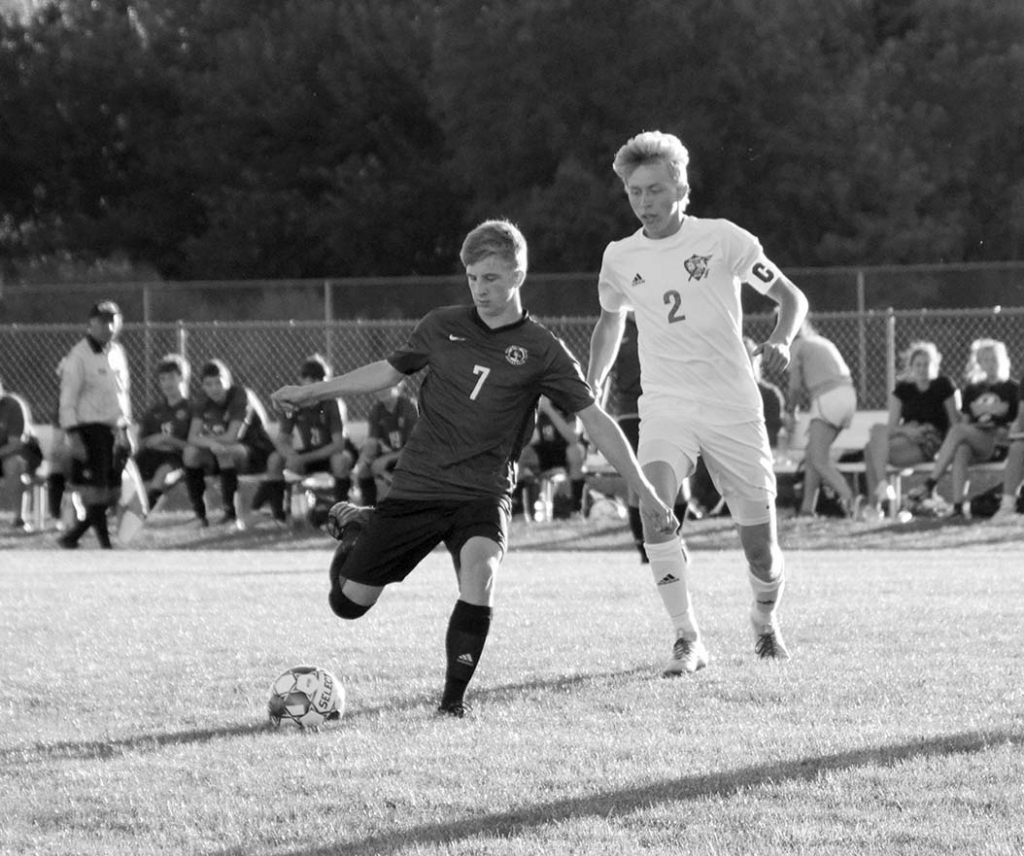 The Wisconsin Heights/Barneveld boys soccer team downed Cambridge/Deerfield United, 5-3, on Sept. 17.The Vanguards improved to 3-3 overall and 2-...