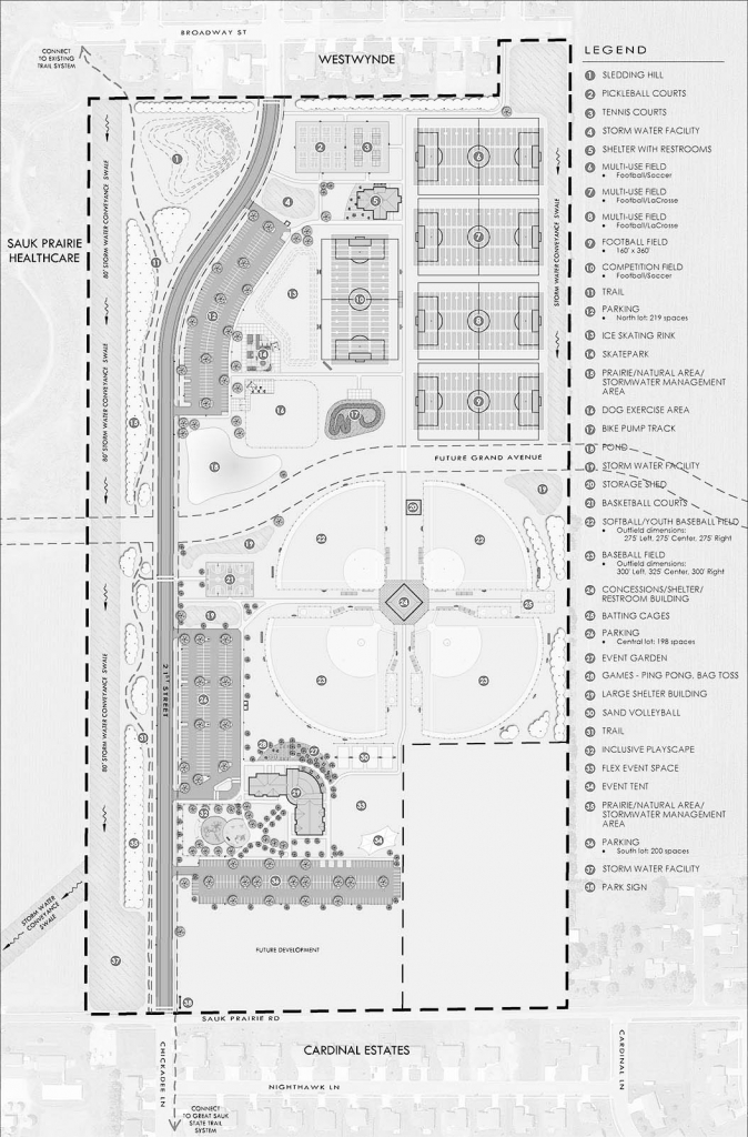 The Friends of Sauk Prairie Parks and Recreation is eager to announce their plan to transform 67 acres in our community into Culver Community Park,...