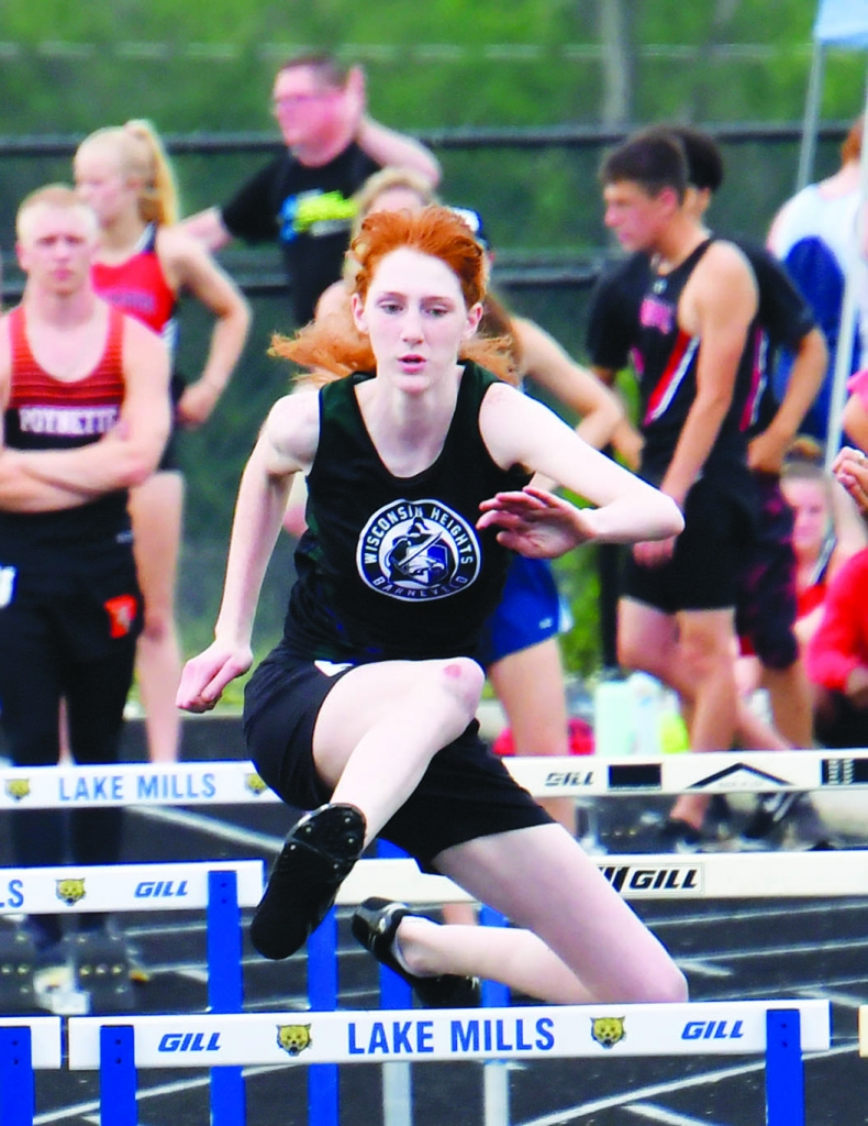 Wisconsin Heights' track and field teams had several outstanding performances at the Capitol Conference meet held June 7.The Vanguards...
