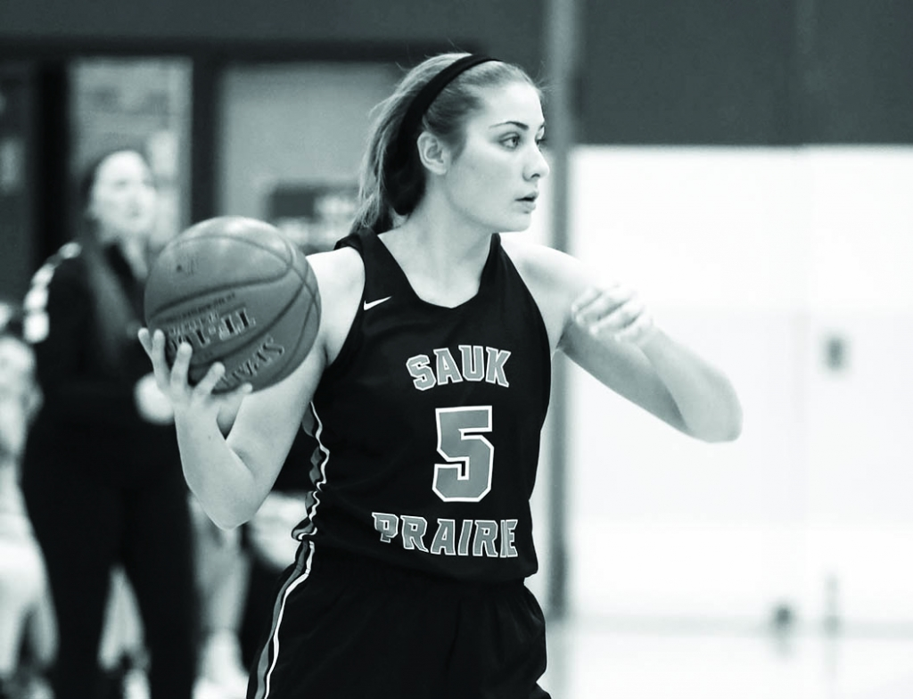 It was the best of times and the worst of times for Sauk Prairie's girls basketball team last week. Junior guard Naomi Breunig scored a...