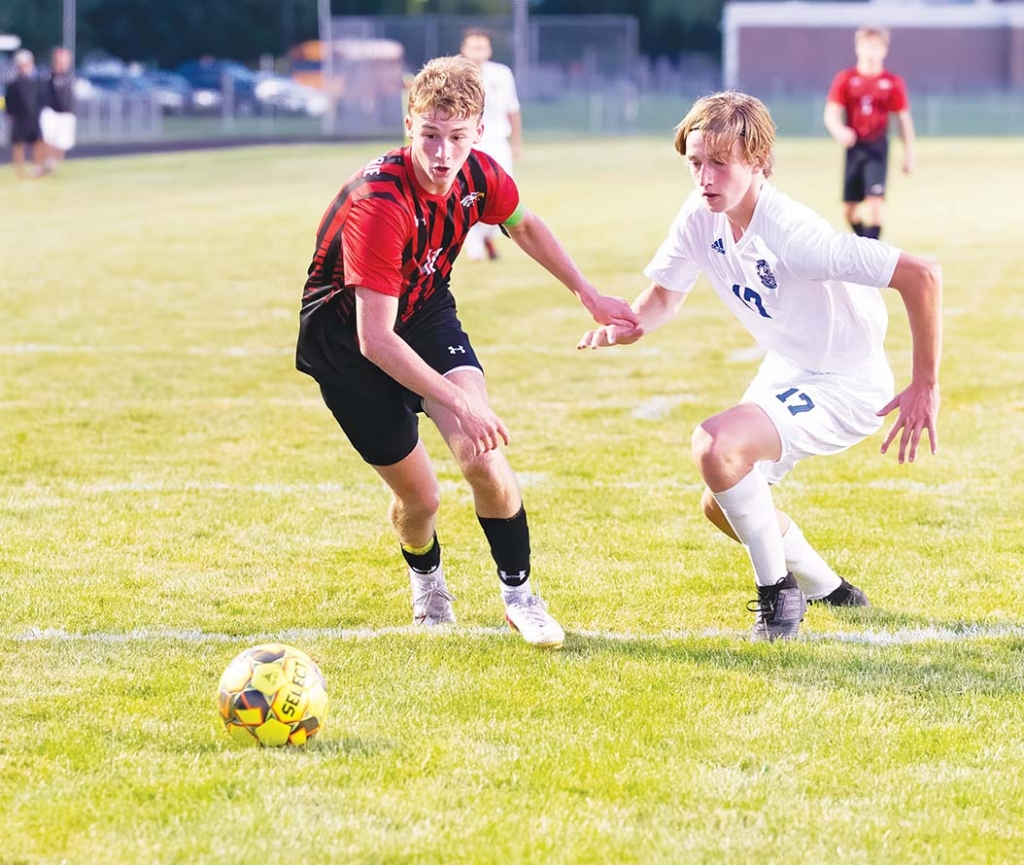 It was a season to remember with many accomplished goals and a lot of camaraderie shared on and off the field.But for Sauk Prairie's boys soccer...