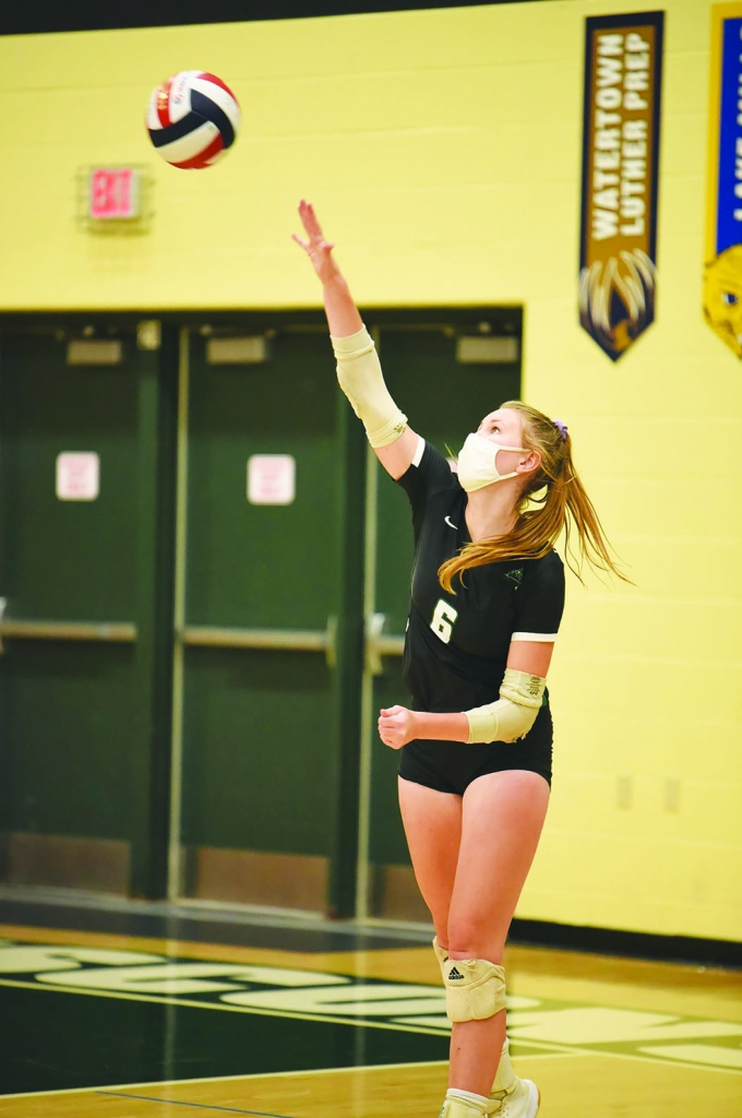 The Middleton Invite features some of the top girls volleyball programs in the area.So when Wisconsin Heights left the 15-team event with a third-...
