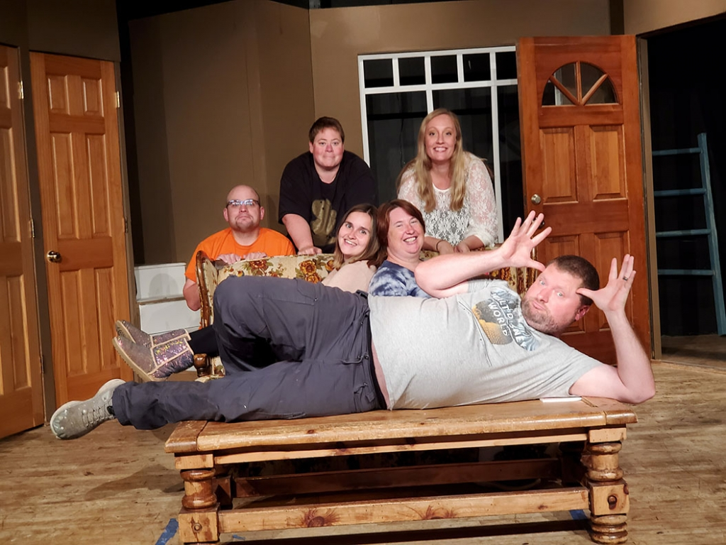 WHP 2.0, Wisconsin Heights Players adult theater group, will be presenting Girls' weekend, an adult comedy, July 9 at 7 p.m. and July 11 at 4 p...