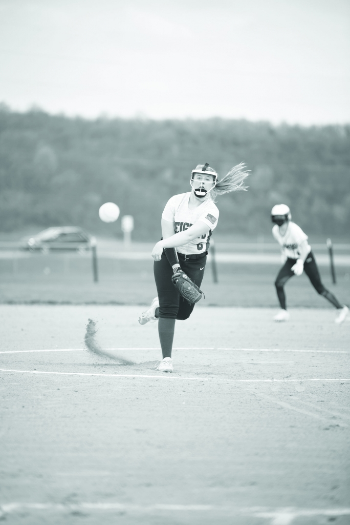 Wisconsin Heights' girls softball team had four players earn all-Capitol South Conference honors.Seniors Sydnee Duhr and Kaya Teela both...